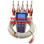 Test-Um JDSU Validator NT1150 NT1155 TP315 2 Wire Identifier Mapper ID Clip Set 1-10