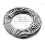 Panasonic Mcdonalds 100BumpCBL Bump Bar To Splitter RS232 Serial Cable 100' 9PIN Male Plug To 9PIN Female Plug