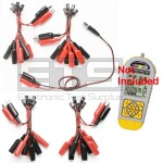 Byte Brothers LVPRO 1 / LVPRO 2 2 Wire Identifier Mapper IDs Clip Set 1-20