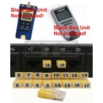 Plus RJ11 Remote Identifier Mapper IDs Set 1-20 For Black Box Soho TS590A & Soho Testers