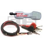 Greenlee Tele-Mate TM500i CS-02 Butt Set Line Cord Piercing Pin Alligator Clip Set