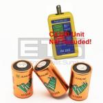 Test-Um JDSU CX200 Coax Cable Mapper CX35 6 Volt Alkaline Battery 3 Pack
