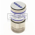 Eagle Precision RFTINFNM1 DC-6 Ghz Open Coax N Adapter