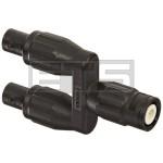 Fluke PM9093/001 Male BNC To Dual Female BNC Adapter
