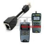 Ideal VDV Multi Media 33-856 / VDV Pro 33-770 Sacrificial RJ45 Port Saver Dongle Cable