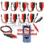Ideal VDV MultiMedia II Plus 33-887 2 Wire Identifier Mapper IDs Clip Set 1-10