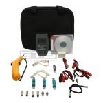 Fluke Networks MicroScanner Pro Cable Tester Kit & A-Bug 140 Model Tone Probe