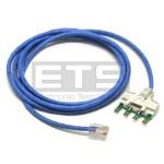 Krone TP6TB-BL04 PC U8 To RJ45 T568B C6T Data Cable