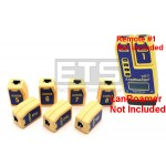 Test-Um JDSU LanRoamer Pro TP600 TP608 Wiremapping Network Remote Identifiers 2-8