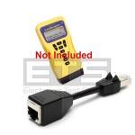 Test-Um JDSU LanScaper Pro NT700 NT750 TP74 Sacrificial RJ45 Port Saver Dongle Cable