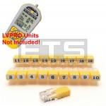 Byte Brothers LVPRO 3 LVPRO 3SR RJ11 Remote Identifier Mapper IDs Set 1-20