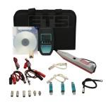 Fluke Networks MicroTest MicroScanner Pro Cable Test Kit & Progressive 200FP Filter Probe