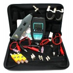 Fluke Networks MicroTest MicroScanner Pro Cable Test Kit & Ideal TraceTone Probe