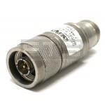 NRO Electronic Corporation 5-A-MFM-30 Coax N Attenuator 5 Watts 30 DB 0538