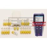 Test-Um JDSU NT1150 NT1155 TP312 Validator RJ45 Remote Identity Mapper IDs 1-20