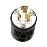 Pass & Seymour L5-15 15A 125V Twist Turn & Pull Lock Heavy Duty Locking Plug
