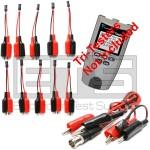 T3 Innovations Tri Tester TT500 TT550 2 Wire Identifier Mapper IDs Clip Set 1-10