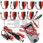 T3 Innovations Tri Tester TTK550A TTK550B 2 Wire Identifier Mapper IDs Clip Set 1-10