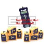 Test-Um JDSU Testifier Pro TP650 TP610 Wiremapping Network Remote Identifiers Set 1-8