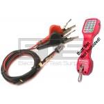 Triplett Tele-Talker 330 3330 Linemans Durable Butt Set Line Cord Angled Piercing Pin Alligator Clip Set