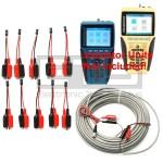 Test-Um JDSU Validator NT900 NT905 TP315 2 Wire Identifier Mapper ID Clip Set 1-10
