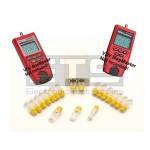 Platinum Tools VDV MapMaster T119c T129 T121c RJ45 Remote Identifier Mapper IDs Set 1-19