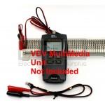 Ideal MultiMedia VDV 33-856 VDV Pro 33-770 RJ11 Plug To 2ft & 4ft Alligator Clip Sets