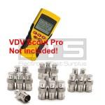 Klein Tools VDV Scout Pro LT VDV512-056 Coax Remote Identifier Mapper IDs Set 1-19