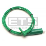 Mueller Green Alligator Test Lead Clip