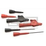 Fluke TP920 Test Probe Adapter Kit For 2mm Hardpoint Test Leads