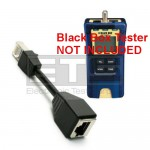 Sacrificial RJ45 Port Saver Dongle Cable For Black Box SOHO TS590A & SOHO Plus Testers