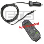Acterna WaveTek MS1300D MS1400 Signal Level Meter 1019-00-0557 12 Volt 5A DC Auto Car Charger 6ft.