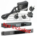 BlackMagic PSUPPLY-12V30W ATEM Studio Converter Television Production Switcher International Battery Charger Power Supply