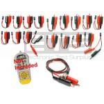 Byte Brothers LVPRO 3 / LVPRO 3SR 2 Wire Identifier Mapper IDs Clip Set 1-20