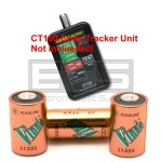 Specialized Products CT100 COAXtracker Mapepr 686X402 CTBAT 6V Battery 3 Pack
