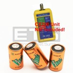 Test-Um JDSU CX200 Coax Cable Mapper CX35 6 Volt Alkaline Battery 3 Pack