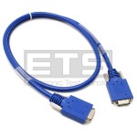 DTE DCE 7034262 3ft Low Voltage PC Computer Smart Serial Cross Over Cable Male