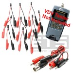 Ideal VDV MultiMedia 33-856 VDV Pro 33-770 2 Wire Identifier Mapper IDs Clip Set 1-10