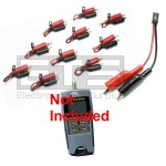 Ideal VDV MultiMedia 33-856 VDV Pro 33-770 2 Wire Identifier Mapper IDs Clip Set 11-20