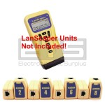 Test-Um JDSU LanScaper NT700 NT750 TP610 Wiremapping Network Remote Identifiers Set 1-8