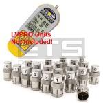 Byte Brothers LVPRO 3 LVPRO 3SR LVPRO-COAXID Coax Remote Identifier Mapper IDs Set 1-20