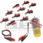 Byte Brothers LVPRO 1 / LVPRO 2 2 Wire Identifier Mapper IDs Clip Set 1-10
