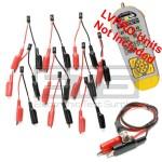 Byte Brothers LVPRO 3 / LVPRO 3SR 2 Wire Identifier Mapper IDs Clip Set 1-10