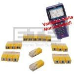 Test-Um JDSU Validator NT1150 NT1155 TP314 RJ11 Remote Identifier Mapper IDs 1-20