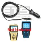 Test-Um JDSU Validator Pro NT950 NT955 12 Volt 5A DC Auto Car Charger 90F5 6ft.