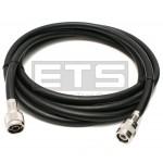 Pasternack RG14/U Type C Male To N Male Coax Cable 3 Meters