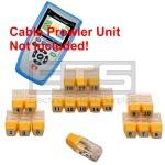 Platinum Tools Cable Prowler TCB360K1 TCB300 T121C RJ45 Identifier Mapper ID Set 1-19