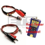 "Test-Um JDSU Resi-Tester TP300 TG10 LB31B RJ11 To 24"" & 48"" Alligator Clip Sets"