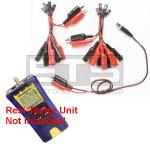 Test-Um JDSU Resi-Tester TP300 TP315 2 Wire Identifier Mapper ID Clip Set 1-10