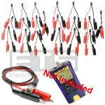 Test-Um JDSU Resi-Tester TP300 TP315 2 Wire Identifier Mapper ID Clip Set 1-20